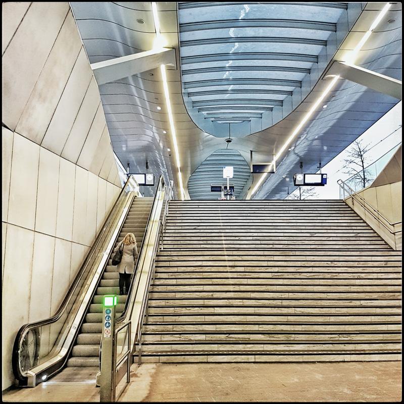 Arnhem Central Station